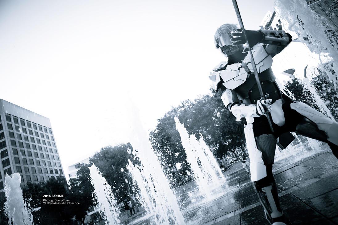 Metal Gear Rising: Revengeance by LunarMATIQUE