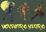 Street Fighter - Novembro Negro