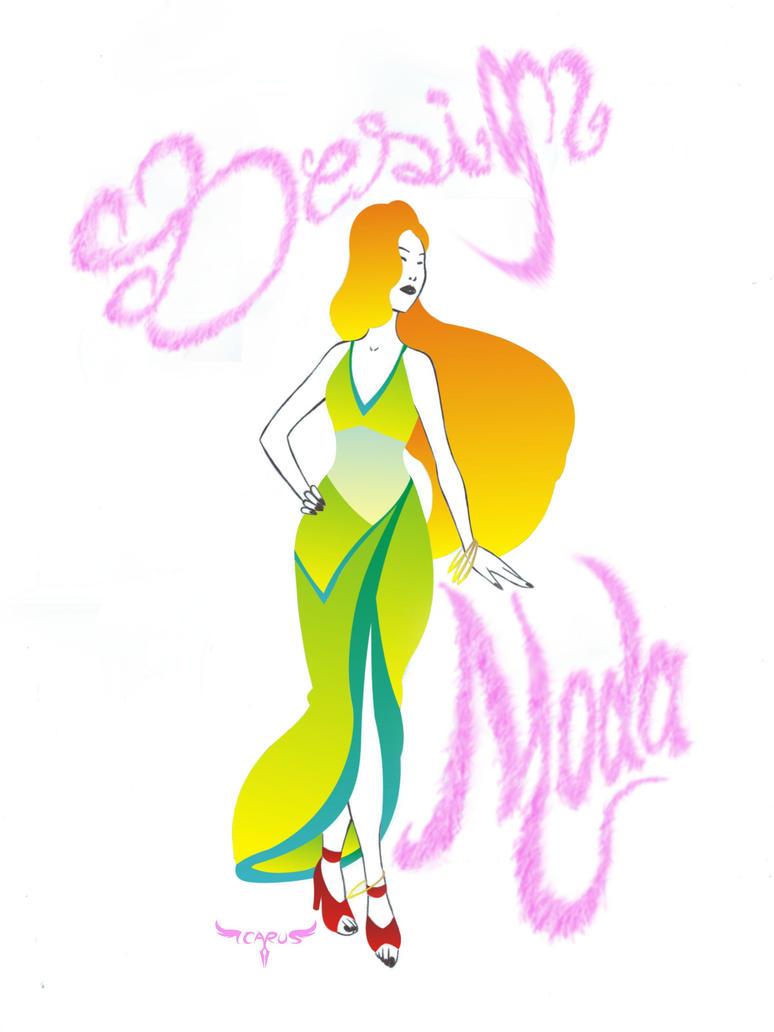 Design de Moda by elchavoman