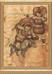 Caipora - Bestiario do Folclore Nacional