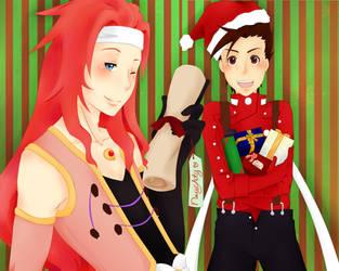 Christmas by IceRosePhoenix