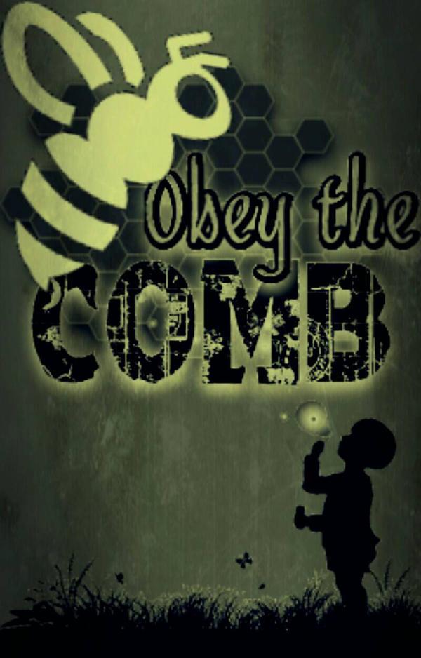 Obey the Comb by RashidaShani