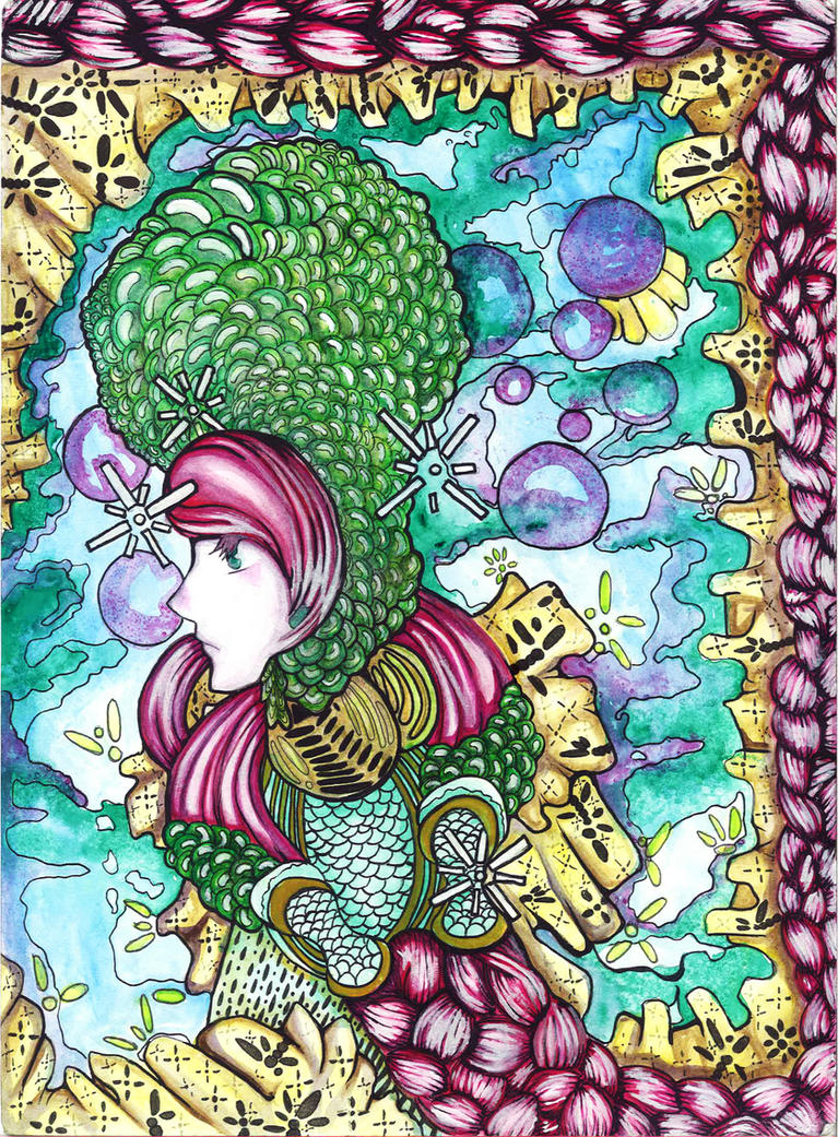 Rapunzel by paitucker