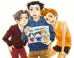 Best Friends by soopabunnie