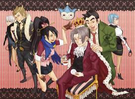 Royalty by soopabunnie