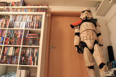 Star Wars Sandtrooper Armor Complete 2 by RivenKassle