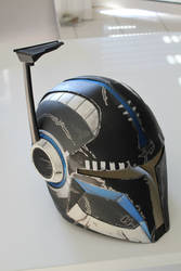 Mandalorian Stalker Helmet 1 by RivenKassle