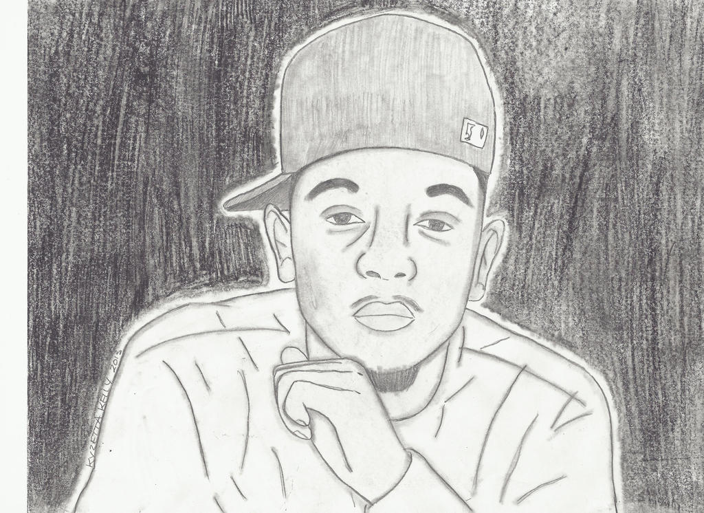 Kendrick Lamar by LVMI...