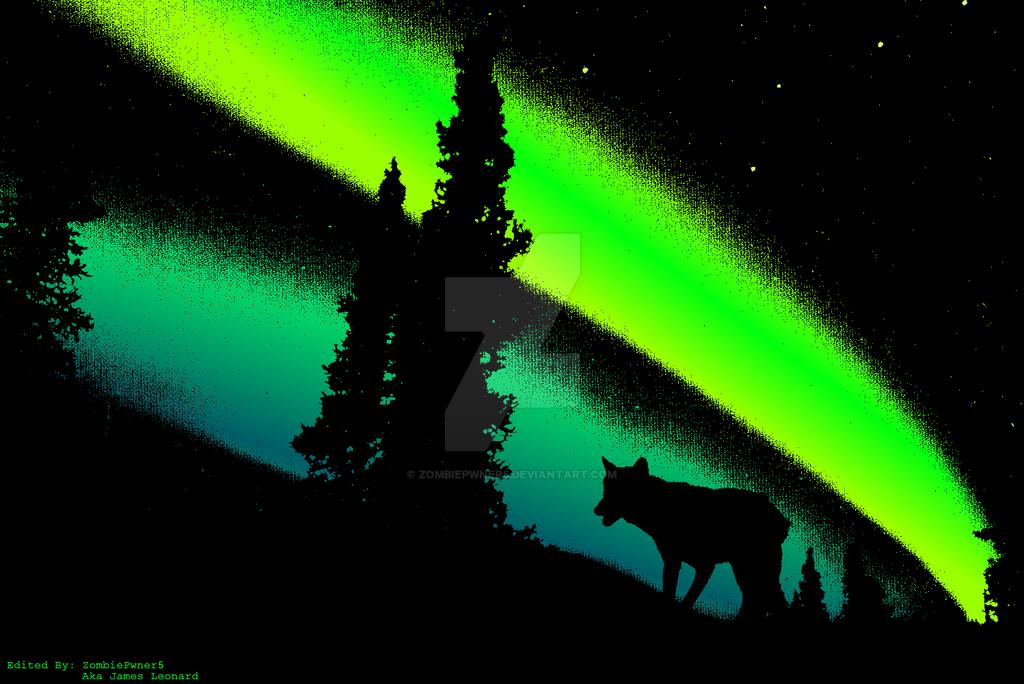 Revamped Image: Wolf Lights by ZombiePwner5