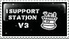 Station V3 Stamp by AustraliumSiren