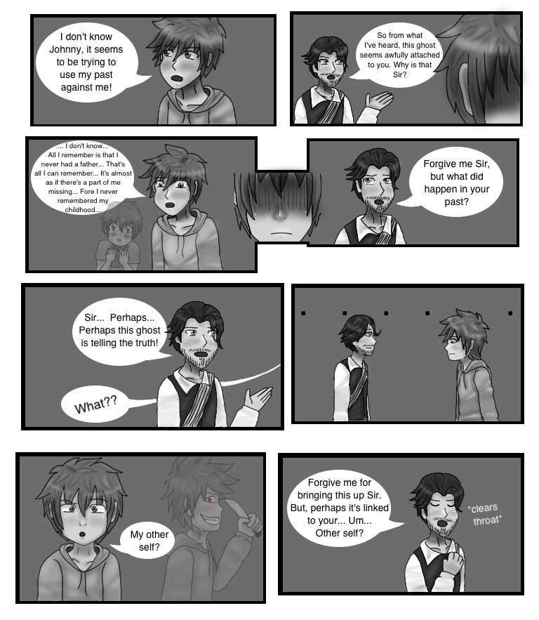 Haunted by CardboardFriend: After the Crash- pg 9 by CreativeAnonymous ...