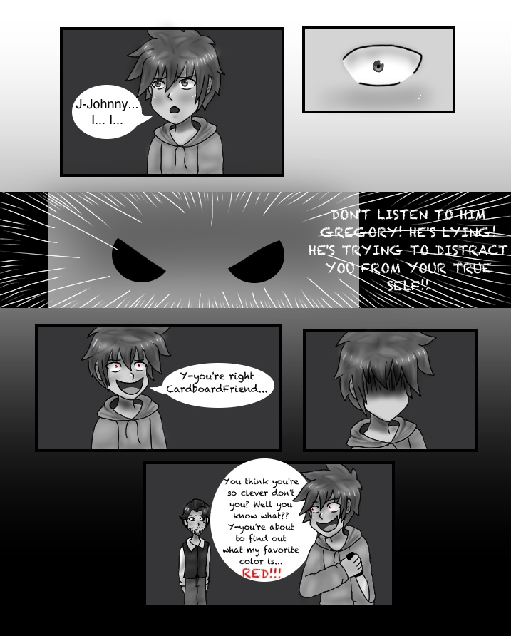 Haunted by CardboardFriend: After the Crash- pg 20 by CreativeAnonymous ...