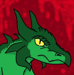 Cartoon Dragon 4 by NESSY1985