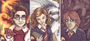 Harry Potter commissions
