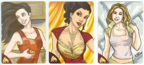 Women of Firefly by britbrakdown