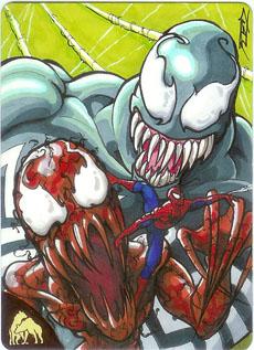 The carnage of spider venom by britbrakdown