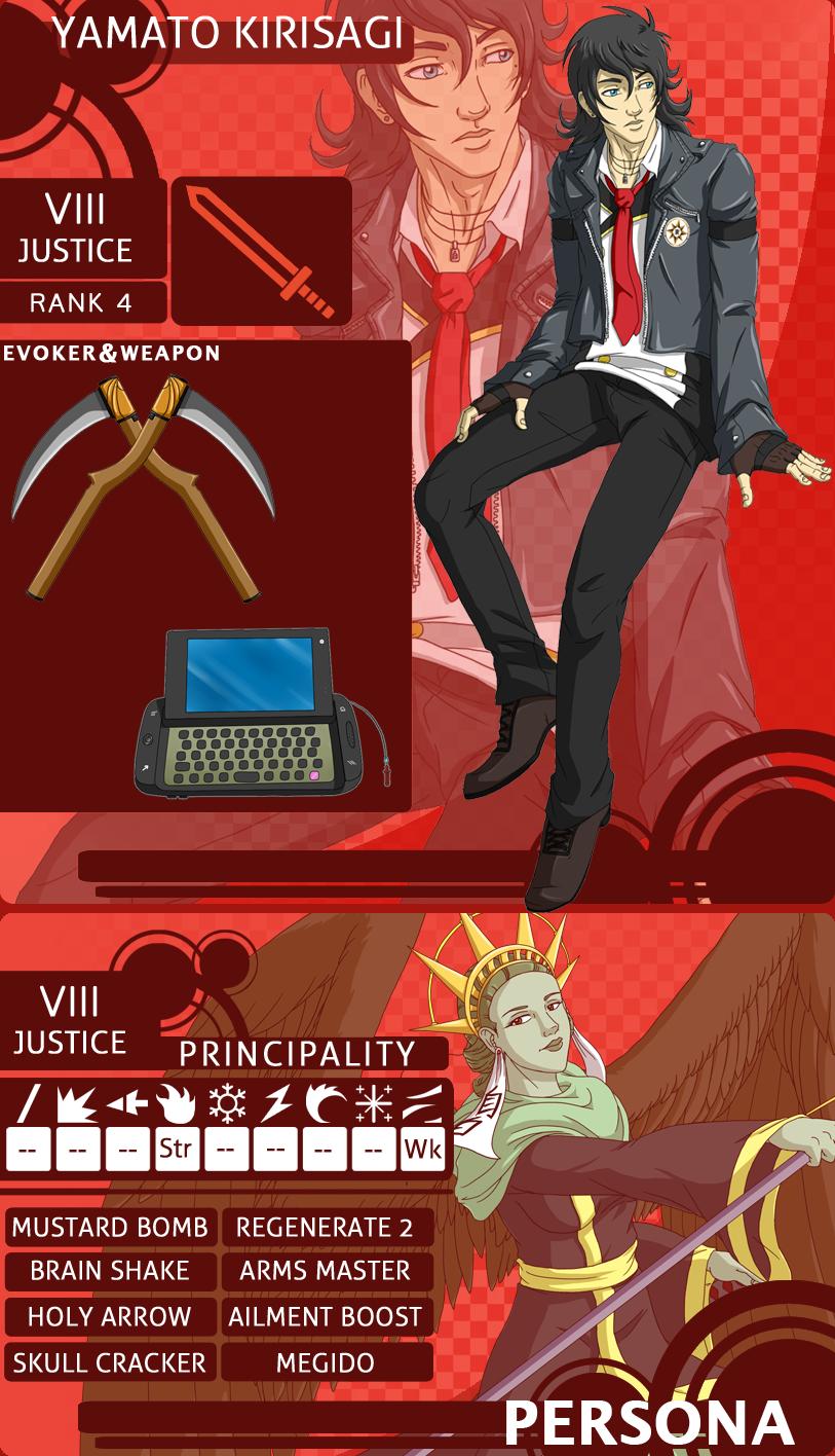 MM App: Yamato Kirisagi by Defying-Destiny