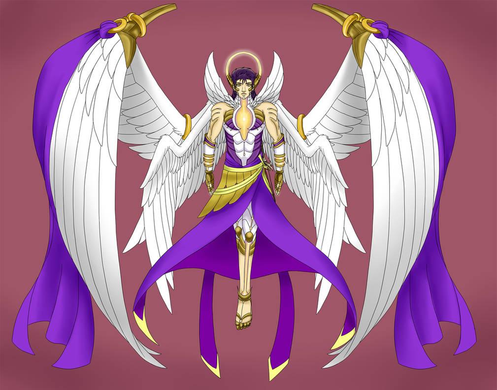Archangel Zadkiel