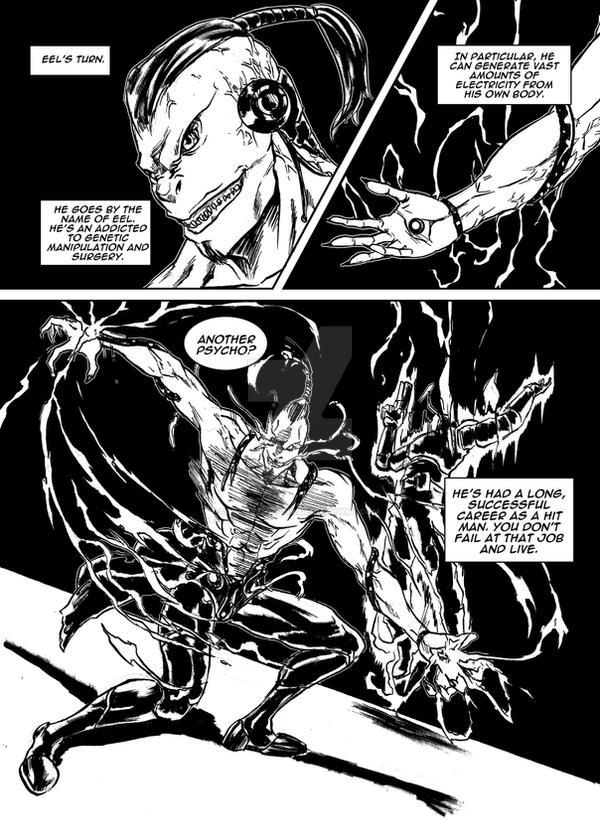 Hulk 2099 Page 43 by WadeVezecha