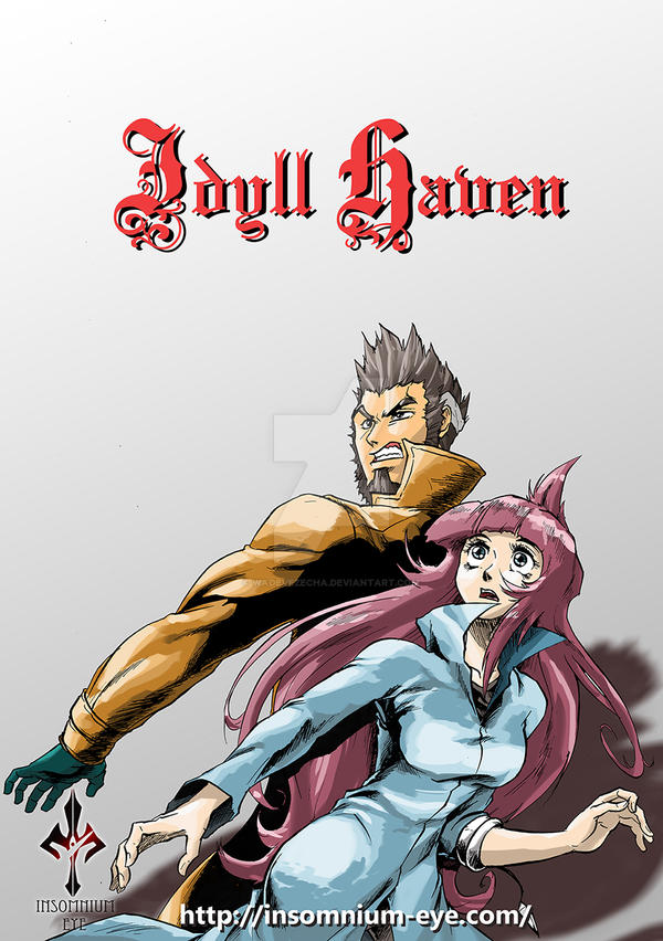 Idyll Haven Promotional poster by WadeVezecha