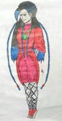 Queen Pono  by KiburakMangakka-san