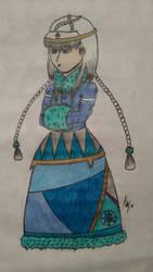 Princess Anielka by KiburakMangakka-san