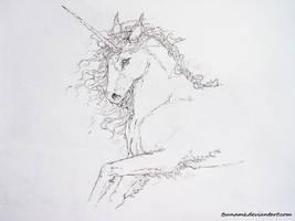 Unicorn ink by HRLSS-GeckoTea