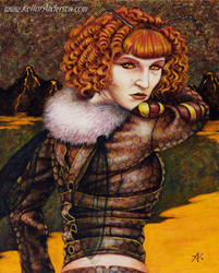 Kleodora by AmyKollarAnderson