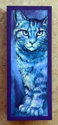Blue Proffit by AmyKollarAnderson