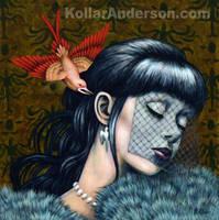 Darkness Settles by AmyKollarAnderson