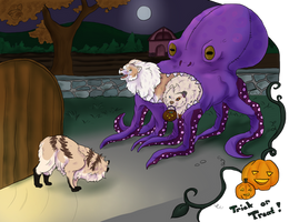 Tokoween 17 Octopus by majfisch