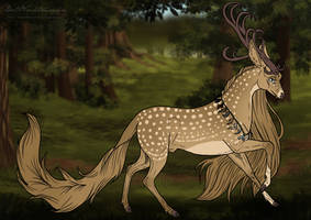 Lord Virgil|Stag|Glenmore| Royal by DatNachtmaehre