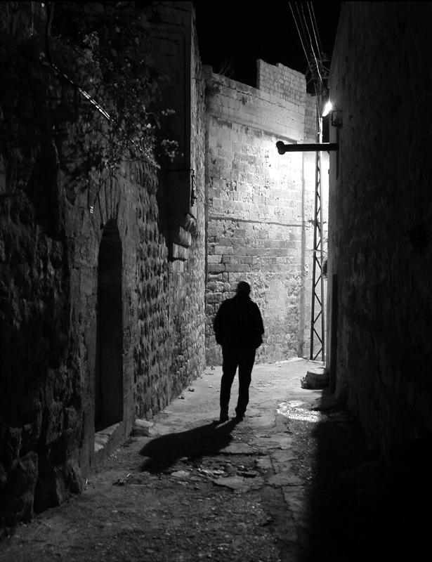lonely man by tolgagonulluleroglu