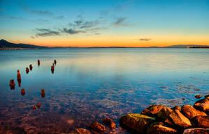 blue harbour by tolgagonulluleroglu