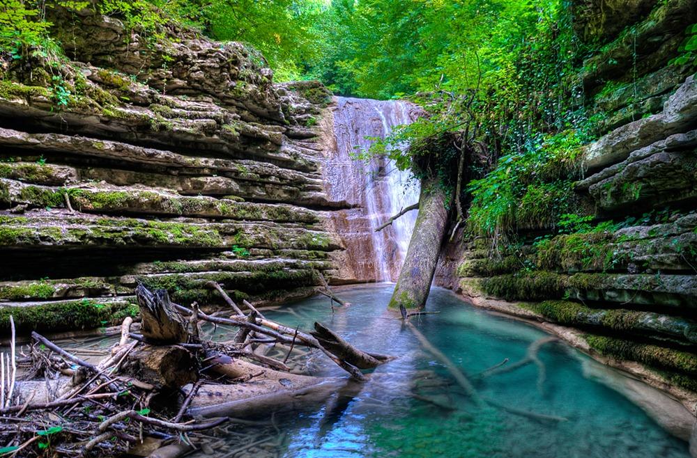 tatlisu waterfalls 1 by tolgagonulluleroglu
