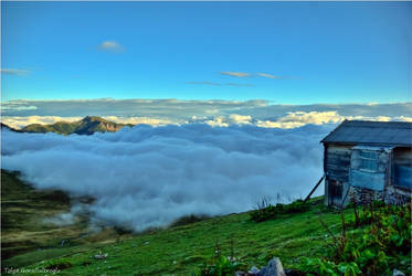 over the clouds 3 by tolgagonulluleroglu