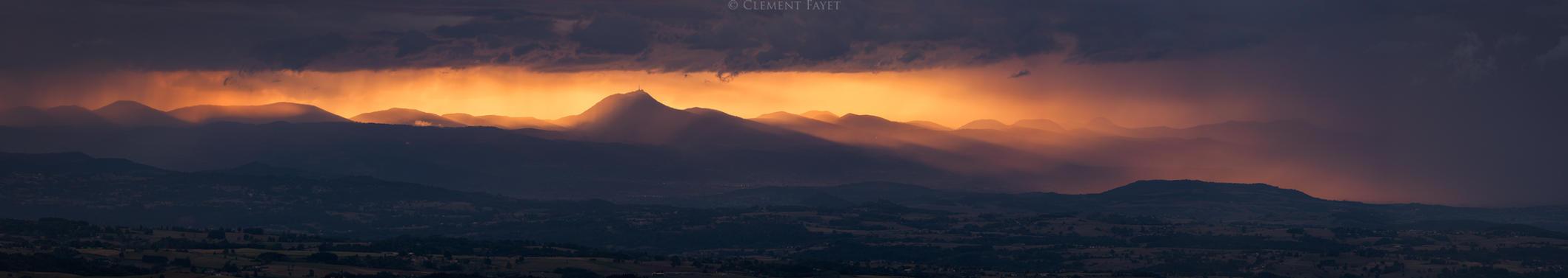 Volcanoes by LG77