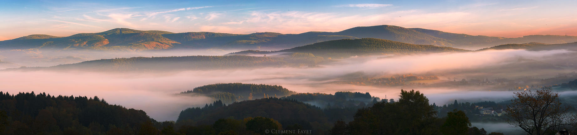 Autumnal Haze by LG77