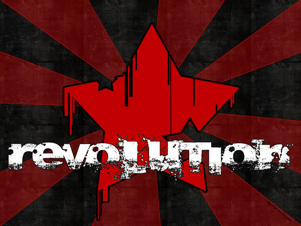 Revolution Two by Taxony