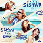 SISTAR / Sweet And Sour
