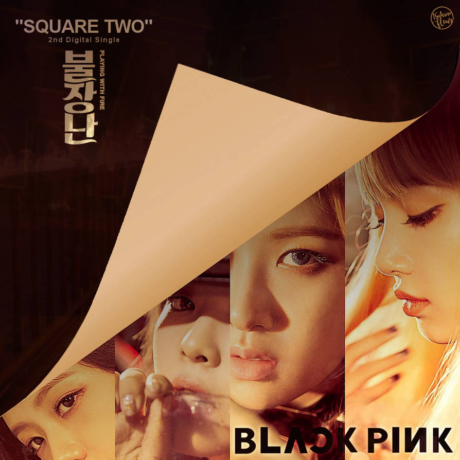BLACKPINK / PLAYING WITH FIRE by TsukinoFleur on DeviantArt