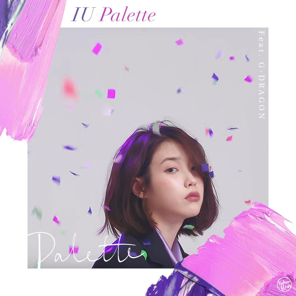 Image result for iu palette