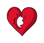 [Red Velvet] Russian Roulette Heart - PNG