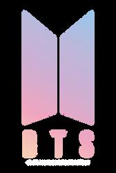 [BTS] Logo - PNG by TsukinoFleur