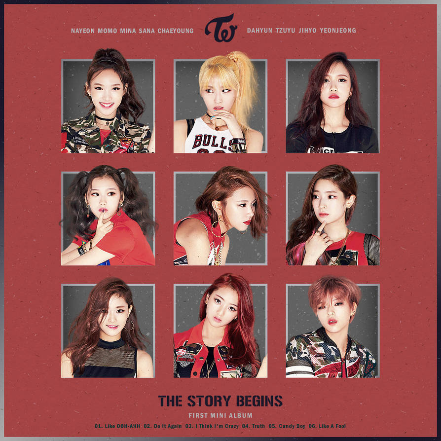 TWICE / The Story Begins by TsukinoFleur on DeviantArt