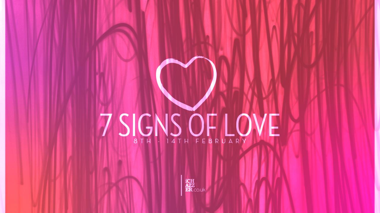 seven signs loving relationship