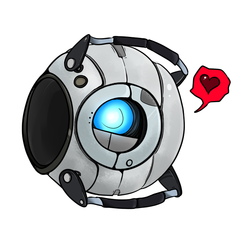 wheatley chat Wheatley, previously known as the intelligence dampening sphere, is a personality core of masculine programming and english west country accent who appears in the single-player campaign of portal 2.