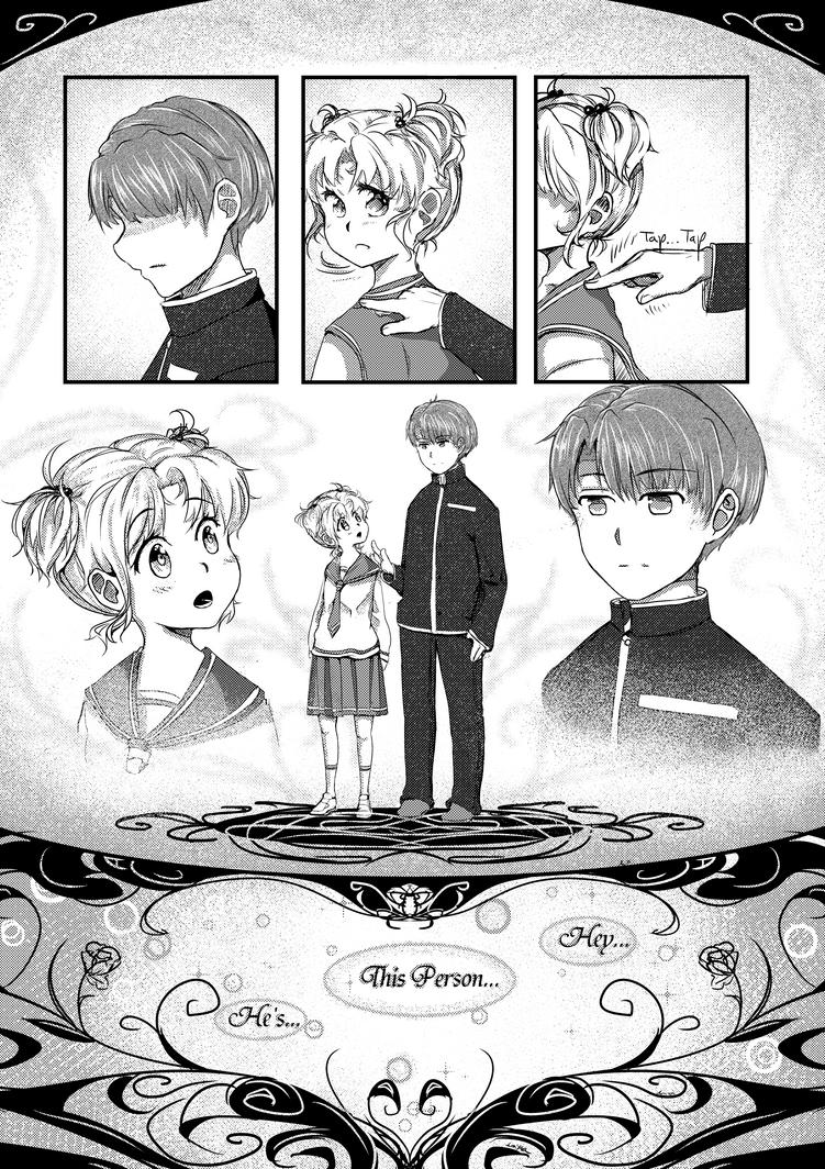 Solace: Chapter 1 Page 7 by AmikaMangaka