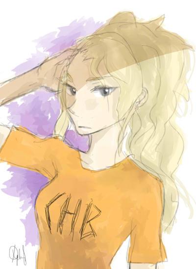 Annabeth Chase by hitmanreborn27
