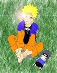 Naruto Colored